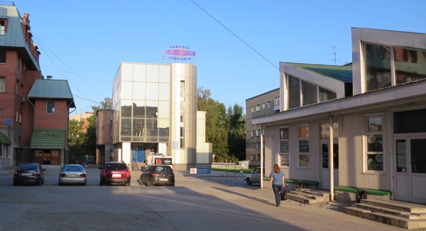 """Клиника """"Ваше здоровье"""" (Новосибирск)"""